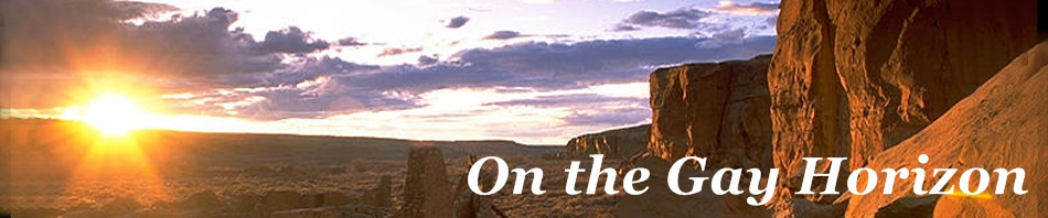 On the Gay Horizon Header